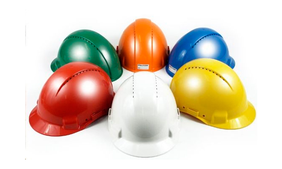 Tipos de cascos de seguridad